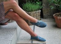 «Добрая» обувь без клея и ниток