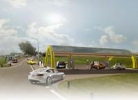 Сеть дорожных электрозаправок в Нидерландах от Fastned