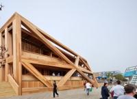 Fire Island Pines Pavilion: креативный развлекательный центр в Нью-Йорке