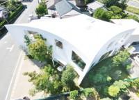 Forest House in the City: дом с садом или сад с домом в Токио