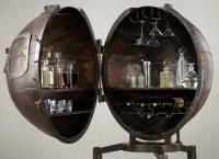 Винный бар из немецкого тестера напряжения в стиле Steampunk