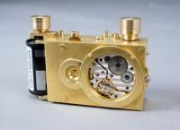 Камера Heartbeat работает при помощи часового механизма