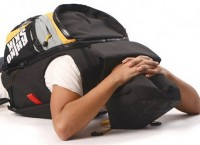 Rhino Skin – рюкзак для защиты от пуль и осколков