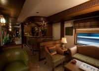 Maharajas' Express - символ роскоши индийской железной дороги