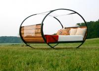Кровать-качалка Mood Rocking Bed