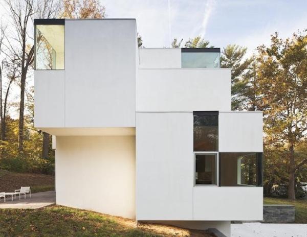 NaCl: дом из «каменной соли» от Дэвида Джеймсона (David Jameson)