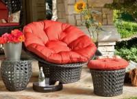 Удобное кресло Папасан и его современные вариации