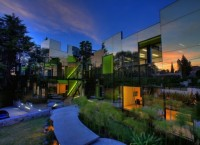 Trevox 223: зеркальный дом от мексиканских архитекторов