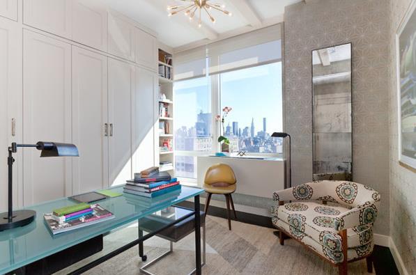 Квартира Chelsea от Drew McGukin Interiors