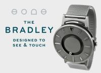 Наручные часы для слепых марки Bradley