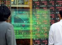 Японская фондовая биржа. Архив