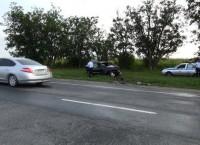 ДТП на 418 километре федеральной автодороги Кавказ