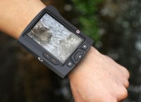 Наручные часы-камера eXcanvas