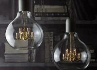 King Edison: современная интерпретация лампы Томаса Эдисона