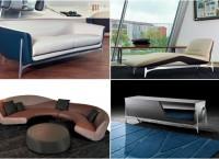 Коллекция элитной мебели в стиле Mercedes-Benz от итальянских дизайнеров