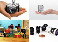 Самые необычные в мире миниатюрные фотокамеры