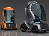 M.Y.L.E.: компактное средство передвижения по загруженным дорогам