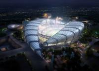 Олимпийский городок Панафриканских Игр 2015 года в Конго