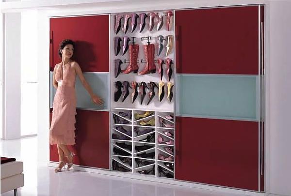 Обувной шкаф от китайской компании