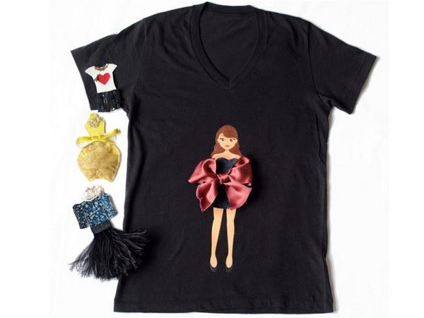 Поднимающие настроение футболки для принцесс всех возрастов от Lotty Dotty