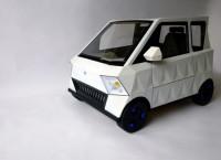 Компактный и вместительный автомобиль Tank Car