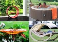 Что нужно для хорошего отдыха: ТОП-10 самого необходимого для домашнего сада