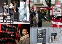 Торговые автоматы с нетрадиционной