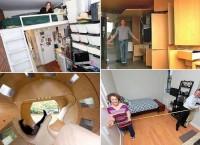 Невероятно комфортные узкие жилые дома