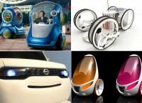 Концепты городских автомобилей будущего