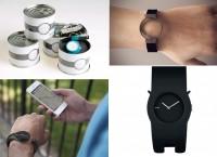 Примеры минималистичного дизайна дизайнерских часов-