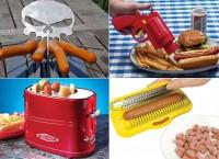 Кухонные гаджеты для приготовления сосисок