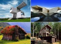 ТОП-10 проектов автономных домов для современных отшельников