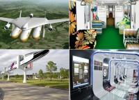 Самые инновационные и необычные в мире поезда