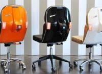 Офисное кресло BV из скутера Vespa
