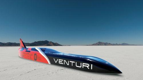 Автомобиль Venturi VBB-3