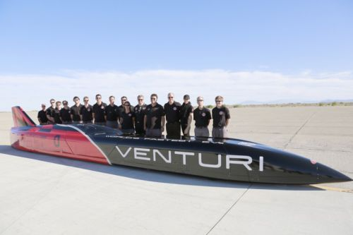 Команда Venturi VBB-3