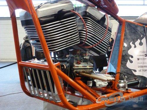 Двигатель мотоцикла XXL Chopper #3