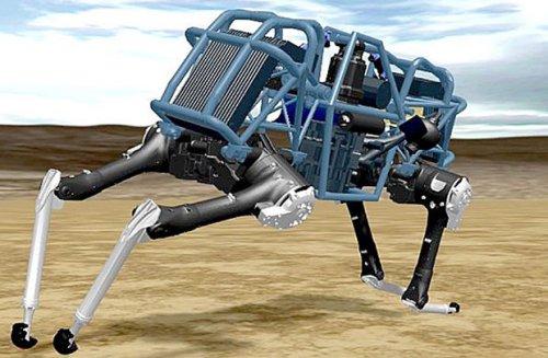 Проект робота WildCat 2012 года