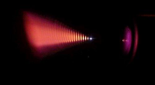 Лазерный импульс