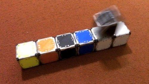Роботы M-Blocks