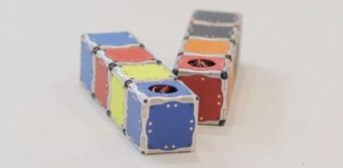 Роботы M-Blocks #2