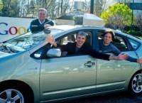 Автомобиль-робот Google
