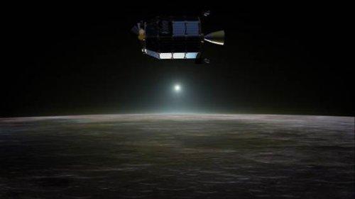 Лунный орбитальный аппарат LADEE