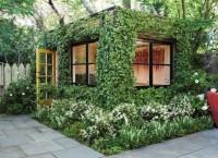 Secret Dreamy Parkside Garden Cottage – дом-студия, скрывшийся за зарослями сада
