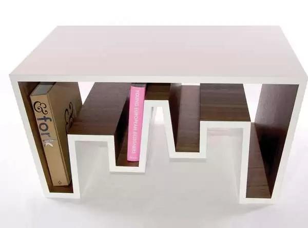 Cityscape Coffee Table - кофейный столик с двойным дном от Trevor Vaugh